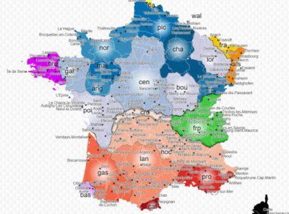Talen in Frankrijk